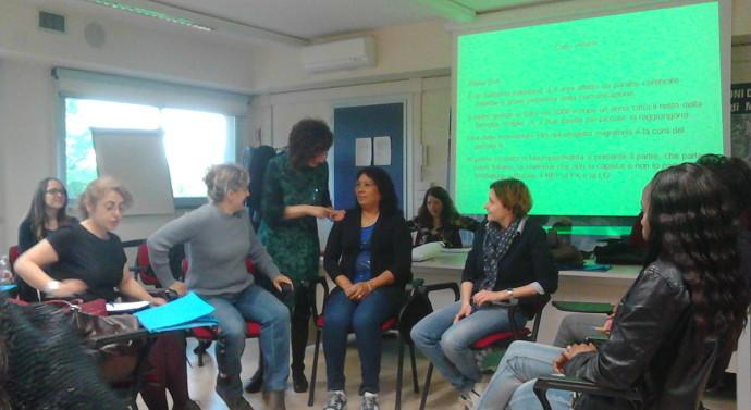 Incontro con operatori sociali e mediatori culturali